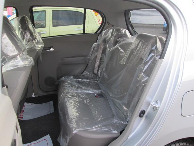 ダイハツ ミライース Xf SA 4WD インパネCVT CD エコアイドル