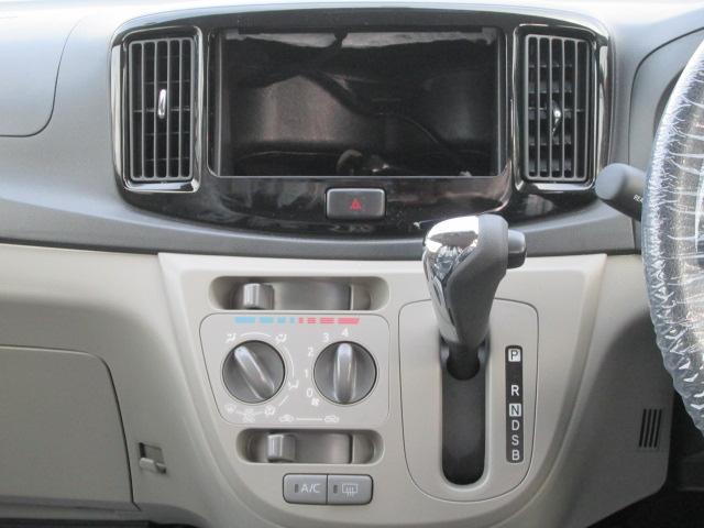 ダイハツ ミライース Xf リミテッドSA 4WD エコアイドル CVT アルミ
