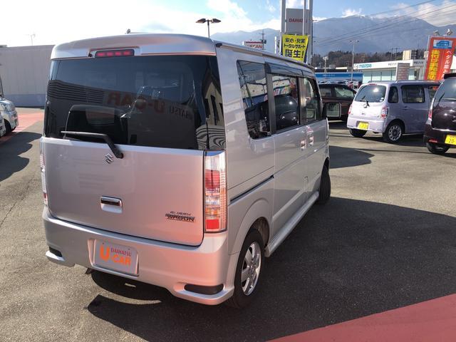 「スズキ」「エブリイワゴン」「コンパクトカー」「長野県」の中古車8