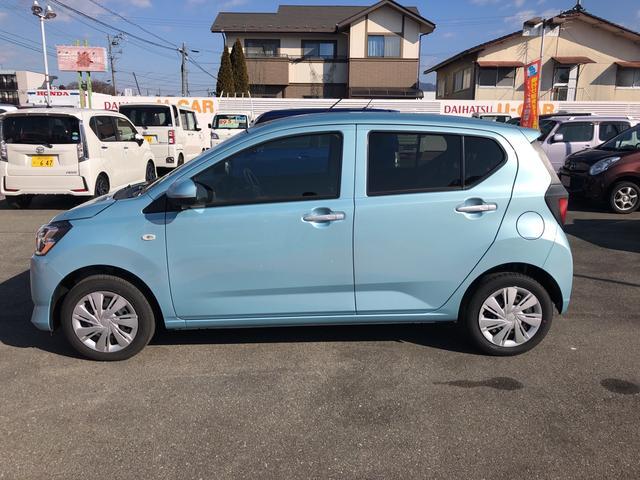 「ダイハツ」「ミライース」「軽自動車」「長野県」の中古車5