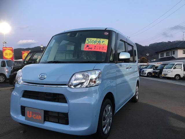 「ダイハツ」「タント」「コンパクトカー」「長野県」の中古車7