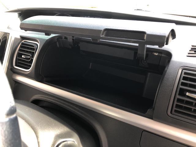 インパネアッパーボックス(運転席)