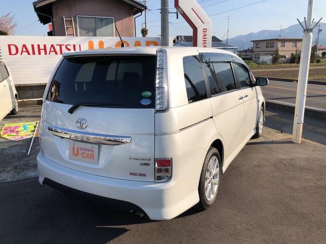 「トヨタ」「アイシス」「ミニバン・ワンボックス」「長野県」の中古車9