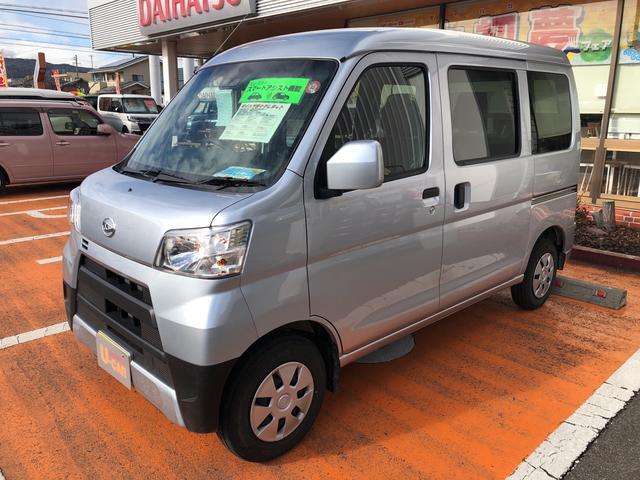 「ダイハツ」「ハイゼットカーゴ」「軽自動車」「長野県」の中古車7