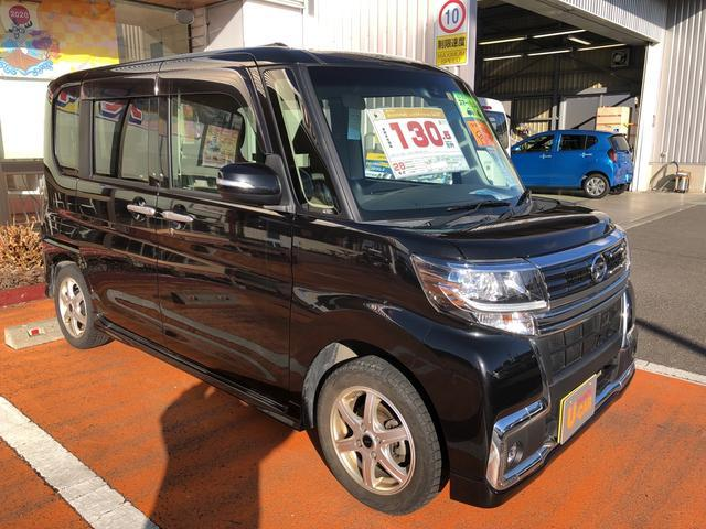 「ダイハツ」「タント」「コンパクトカー」「長野県」の中古車5