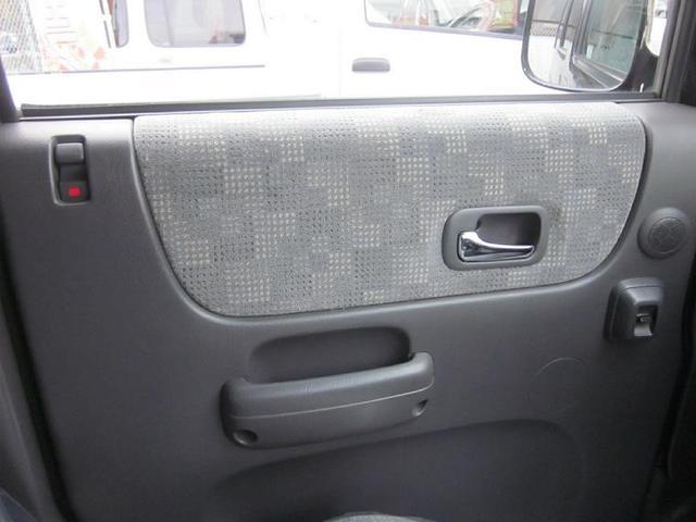 ホンダ バモス ターボ キーレス CD MD 両側スライドドア ABS
