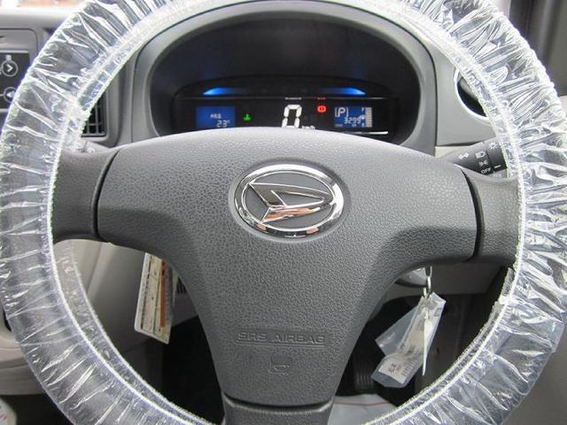 ダイハツ ミライース Xf SA 4WD 禁煙車 CD セキュリティ エコアイドル