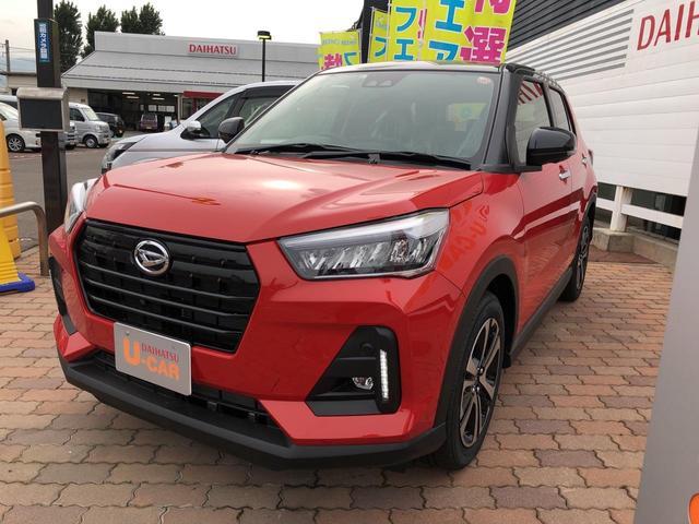 「ダイハツ」「ロッキー」「SUV・クロカン」「長野県」の中古車6