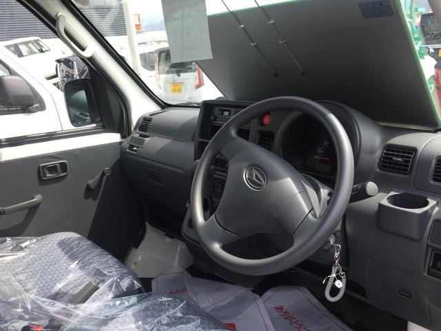 ダイハツ ハイゼットカーゴ スペシャル4WD オートマ AC パワステ 両側スライドドア