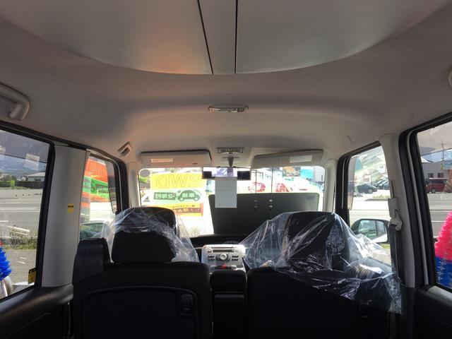 ダイハツ タント カスタムRS 2WD CVT 左電動スライドドア CD