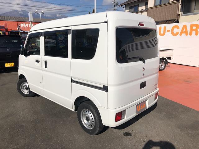 「スズキ」「エブリイ」「コンパクトカー」「長野県」の中古車9