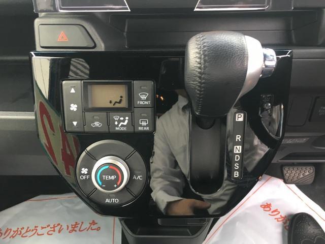 ダイハツ ウェイク GターボSAII 両側電動スライドドア プッシュスタート