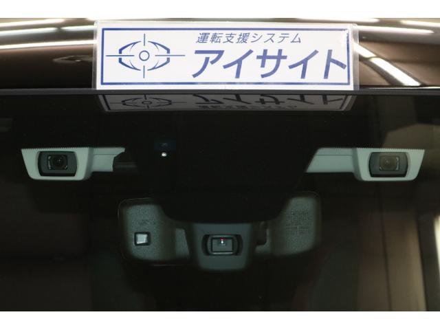 1.6STI Sport アイサイト カロッツエリアナビ 8インチナビ装着 フロントカメラ サイドカメラ バックカメラ装着(8枚目)
