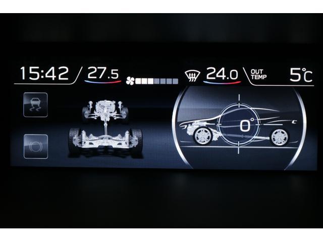 1.6STI Sport アイサイト カロッツエリアナビ 8インチナビ装着 フロントカメラ サイドカメラ バックカメラ装着(12枚目)