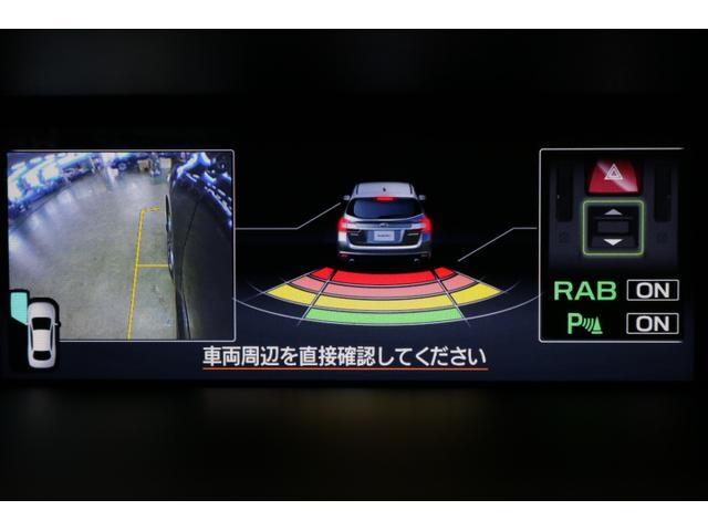 1.6STI Sport アイサイト カロッツエリアナビ 8インチナビ装着 フロントカメラ サイドカメラ バックカメラ装着(14枚目)
