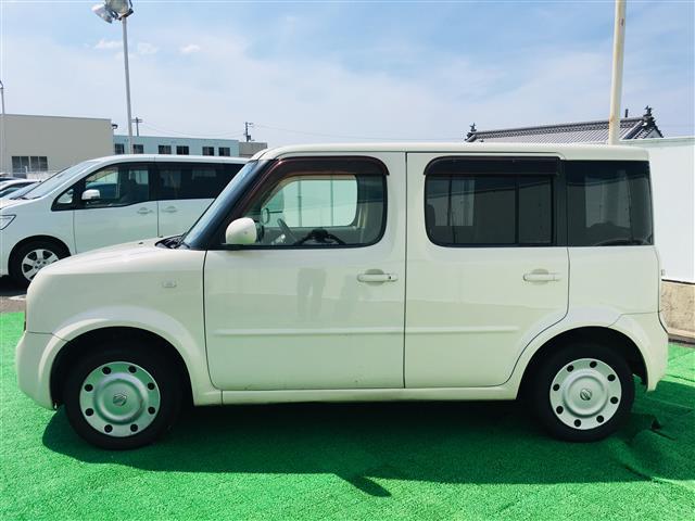 「日産」「キューブ」「ミニバン・ワンボックス」「愛媛県」の中古車10
