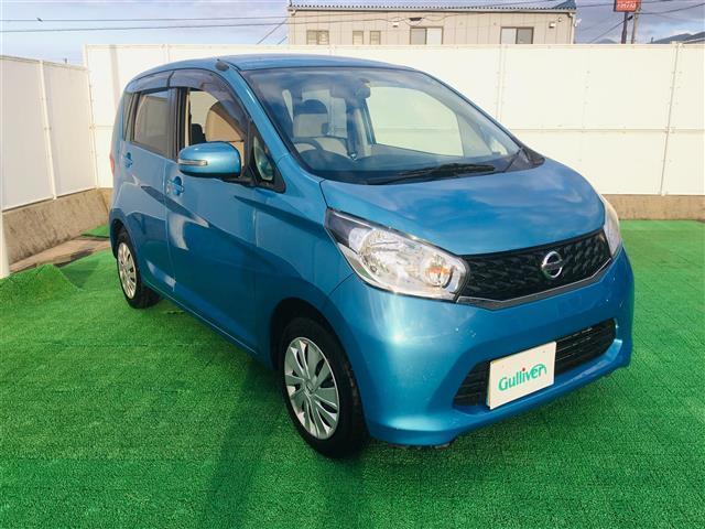 「日産」「デイズ」「コンパクトカー」「香川県」の中古車10