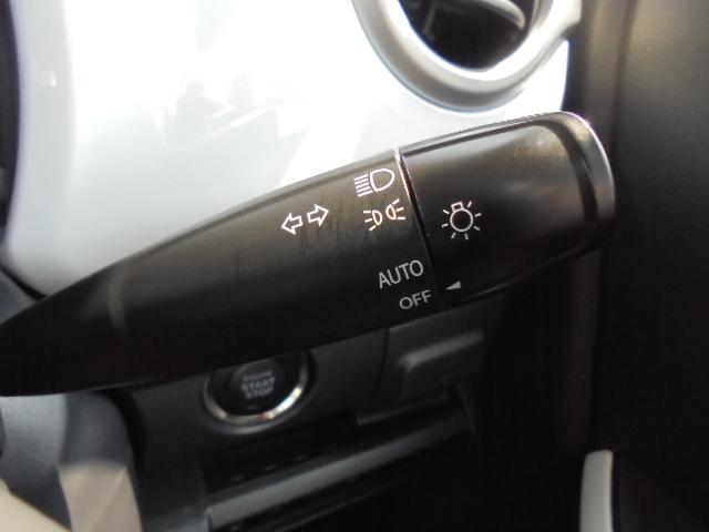 オートライト 車外の環境に合わせて自動でライトの点灯/消灯を行います♪