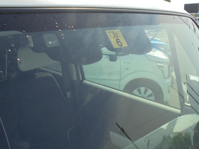 ステレオカメラで車両前方の状況を検知します!衝突被害の軽減や回避をサポート♪