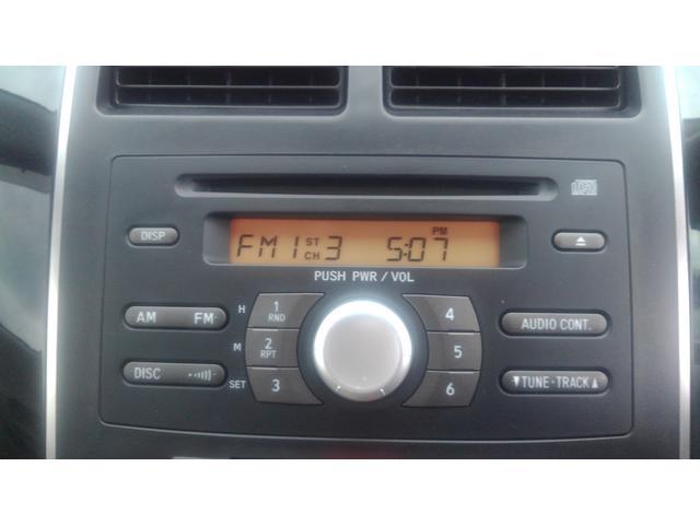 純正デッキ装備!!CDにAM/FMラジオもばっちり聞けます(^^♪????