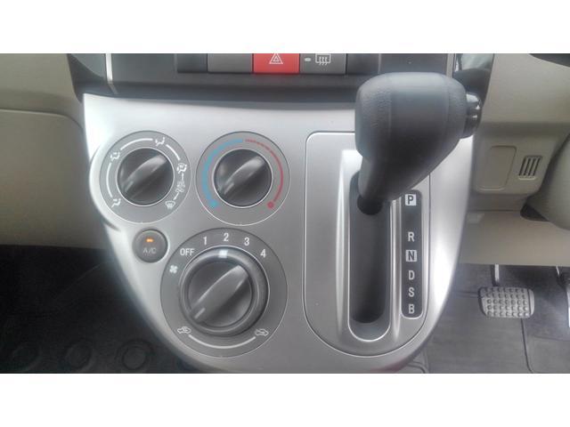 運転しやすいインパネシフト&使いやすいマニュアルエアコンです(^^♪