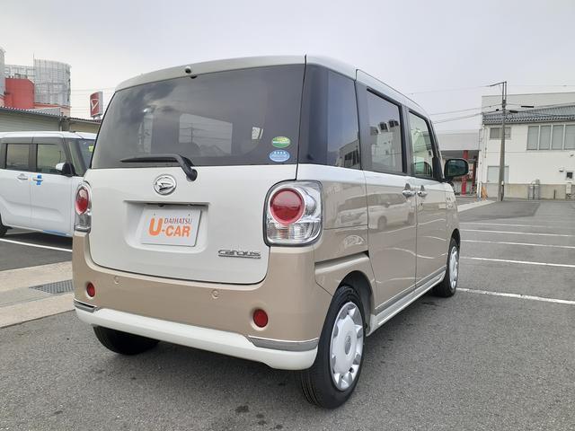 「ダイハツ」「ムーヴキャンバス」「コンパクトカー」「山梨県」の中古車8