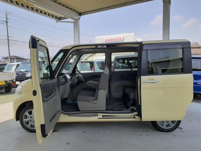 「ダイハツ」「タント」「コンパクトカー」「山梨県」の中古車5