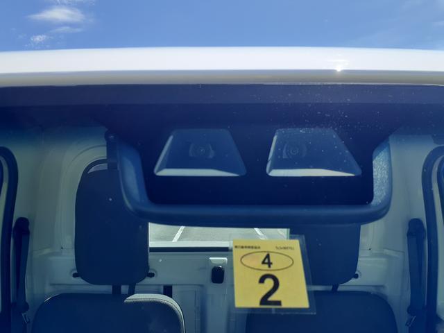 スマートアシスト3が装備されています。運転中の頼もしいサポート役です。