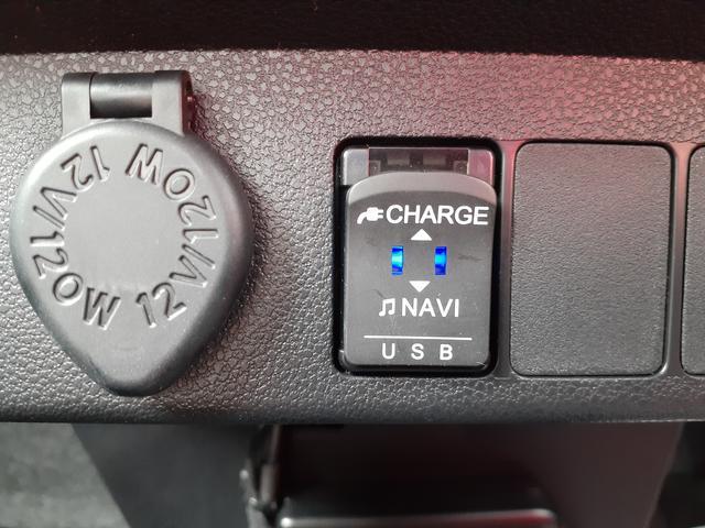 USB/HDMIの接続端子搭載