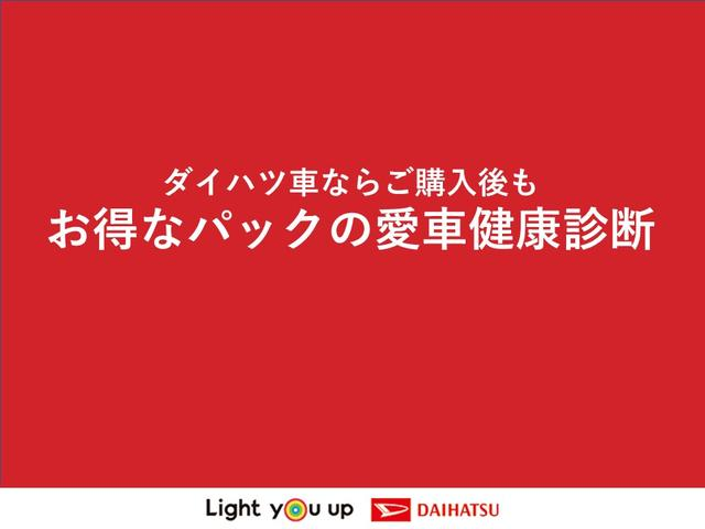 カスタムRS ハイパーリミテッドSAIII 純正ナビ付き(62枚目)