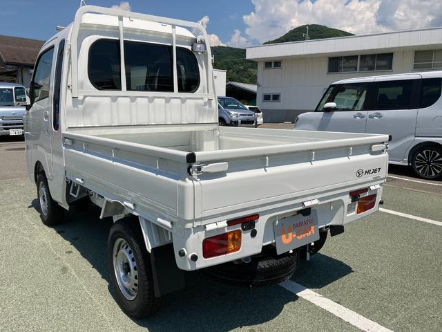 ジャンボSAIIIt 車輌状態証明書付 4WD AT(9枚目)