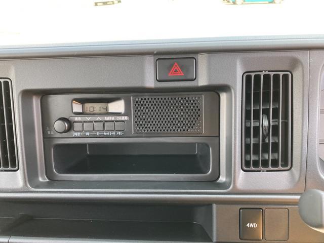 デラックスSAIII 4WD AT 純正デッキ(10枚目)