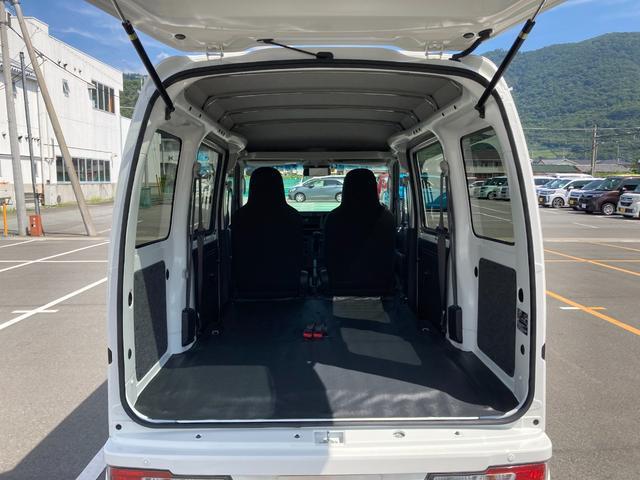 デラックスSAIII 4WD AT 純正デッキ(23枚目)