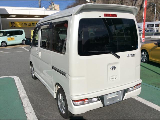 「ダイハツ」「アトレーワゴン」「コンパクトカー」「山梨県」の中古車8