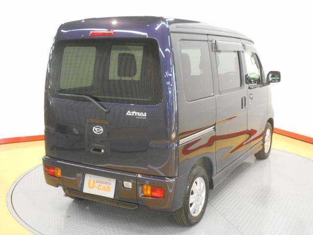スローパーSAIII車椅子仕様車 リヤシート付 ナビ ETC(3枚目)