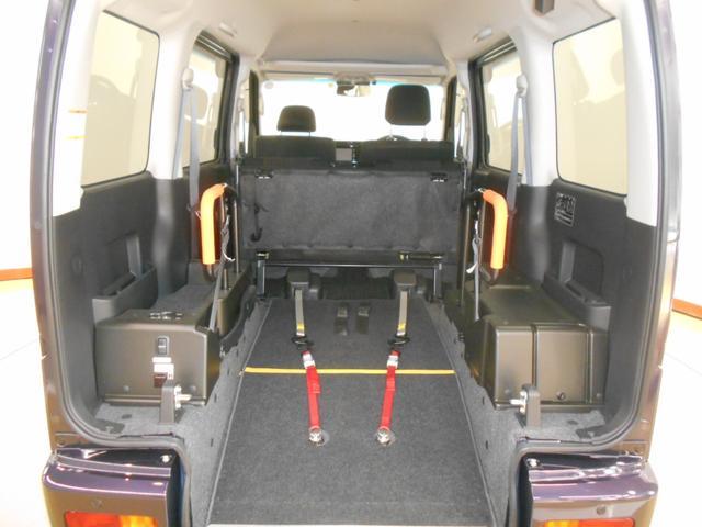 スローパーSAIII車椅子仕様車 リヤシート付 ナビ ETC(17枚目)