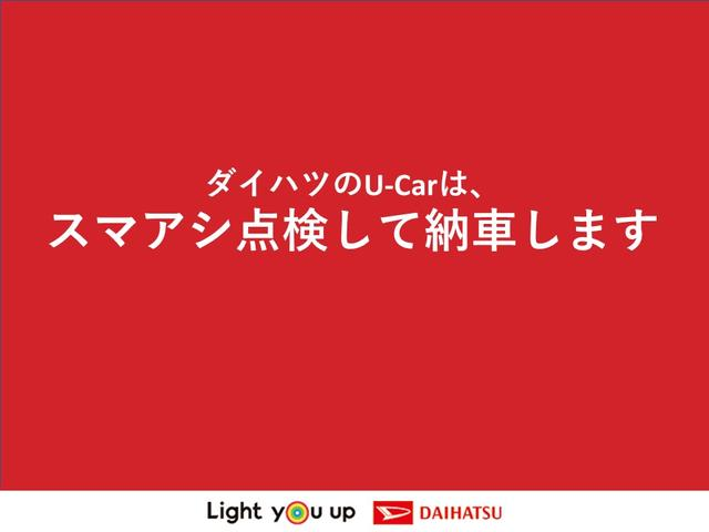 スタイルG ターボ SAII バックカメラ対応ナビ付(54枚目)