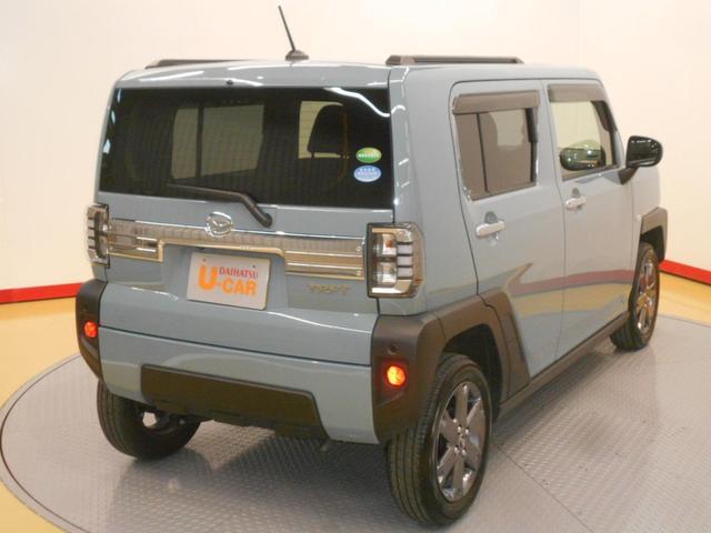 Gターボ メッキパック装着車 バックカメラ対応(3枚目)