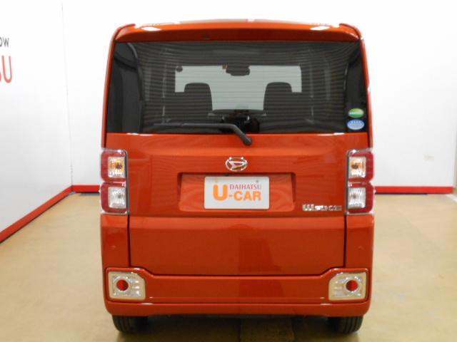 「ダイハツ」「ウェイク」「コンパクトカー」「高知県」の中古車4