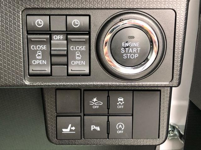 カスタムRSセレクション 両側電動スライドドア・コーナーセンサー・プッシュボタンスタート・ステアリングスイッチ・ETC・オートエアコン・シートヒーター・アルミホイール・キーフリーシステム・パワーウィンドウ(8枚目)