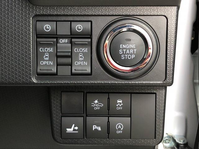 カスタムRS 両側電動スライドドア・パノラマカメラ・コーナーセンサー・シートヒーター・プッシュボタンスタート・ステアリングスイッチ・アルミホイール・オートエアコン・キーフリーシステム・エコアイドル(7枚目)