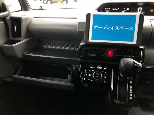 カスタムRS 両側電動スライドドア・パノラマカメラ・コーナーセンサー・シートヒーター・プッシュボタンスタート・ステアリングスイッチ・アルミホイール・オートエアコン・キーフリーシステム・エコアイドル(12枚目)