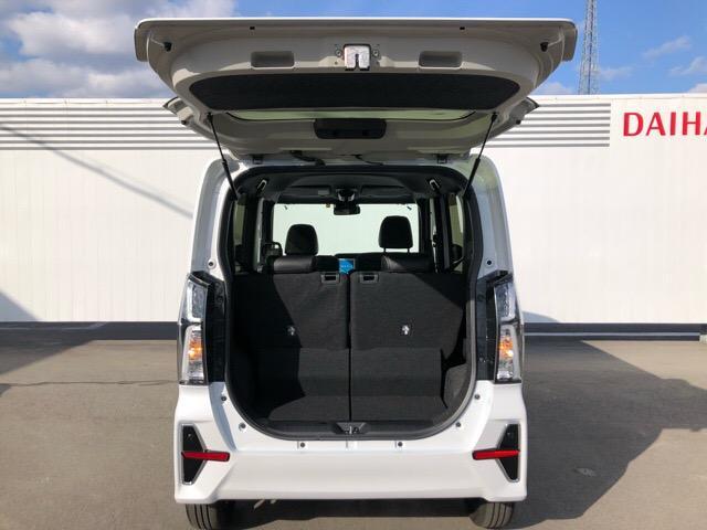 カスタムRS 両側電動スライドドア・パノラマカメラ・コーナーセンサー・シートヒーター・プッシュボタンスタート・ステアリングスイッチ・アルミホイール・オートエアコン・キーフリーシステム・エコアイドル(35枚目)