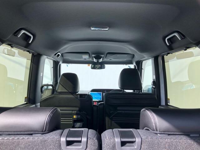 カスタムRS 両側電動スライドドア・パノラマカメラ・コーナーセンサー・シートヒーター・プッシュボタンスタート・ステアリングスイッチ・アルミホイール・オートエアコン・キーフリーシステム・エコアイドル(36枚目)