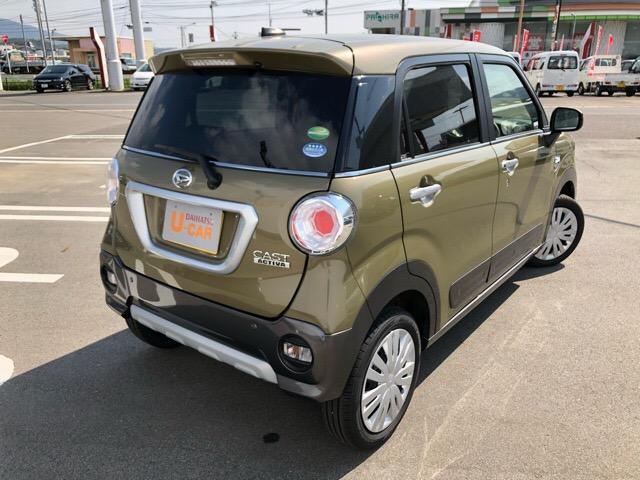 「ダイハツ」「キャスト」「コンパクトカー」「佐賀県」の中古車12