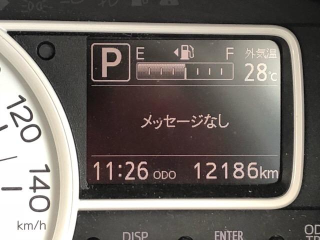 走行距離約1万2千キロ!たくさん走って燃費をどんどん良くしちゃいましょう^^