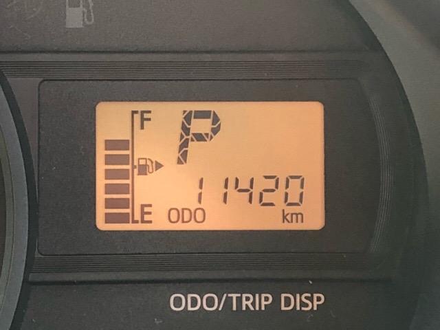 走行距離約1万キロ!たくさん走って燃費をどんどん良くしちゃいましょう^^