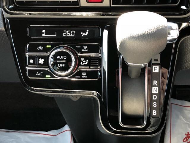 カスタムX 届出済未使用車・両側電動スライドドア・Pスタート(10枚目)
