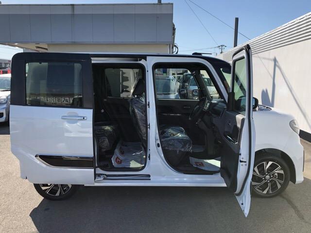 カスタムX 届出済未使用車・両側電動スライドドア・Pスタート(16枚目)