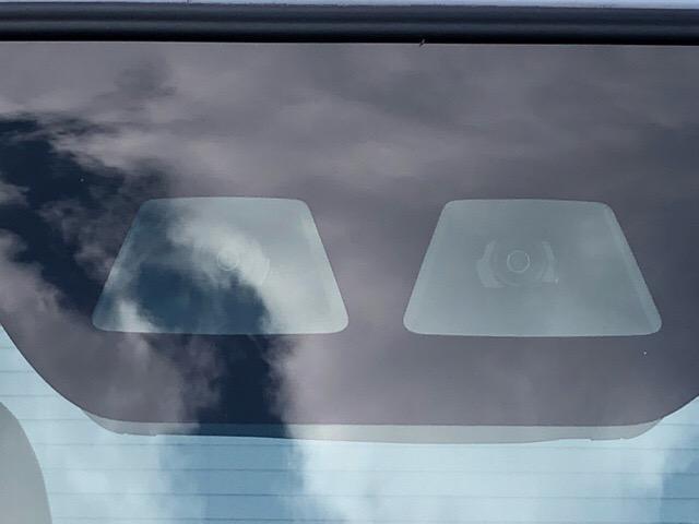 カスタムX 届出済未使用車・両側電動スライドドア・プッシュボタンスタート・ステアリングスイッチ・コーナーセンサー・アルミホイール・バックカメラ・キーフリーシステム・オートエアコン・パワーウィンドウ(14枚目)